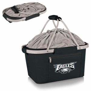 スポーツ用品 Picnic Time Wyoming Cowboys Black Metro Basket Collapsible Tote ピクニック タイム