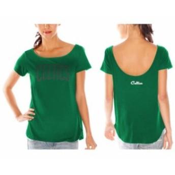 G-III 4Her by Carl Banks ジースリー フォーハー バイ カール バンクス スポーツ用品 Boston Celtics Womens