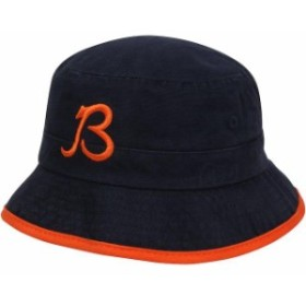 e80873e22b097e Outerstuff アウタースタッフ スポーツ用品 Chicago Bears Toddler Navy Letter Bucket Hat