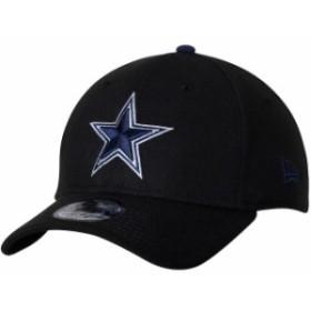 New Era ニュー エラ スポーツ用品  New Era Dallas Cowboys Black Basic 39THIRTY Flex Hat