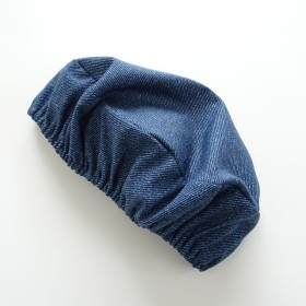 ■norieのスモック■とお揃いの給食帽子