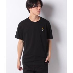 【23%OFF】 ウィゴー WEGO/ベアワンポイント刺繍Tシャツ メンズ パターン2 S 【WEGO】 【セール開催中】