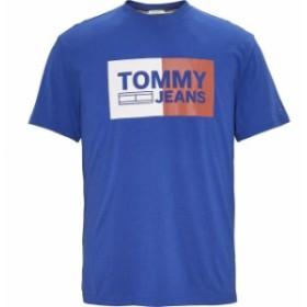 tommy-jeans トミー ジーンズ ファッション 男性用ウェア Tシャツ tommy-hilfiger essential-split-box
