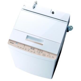 AW-BK8D8-W 全自動洗濯機 ZABOON(ザブーン) グランホワイト [洗濯8.0kg /上開き]