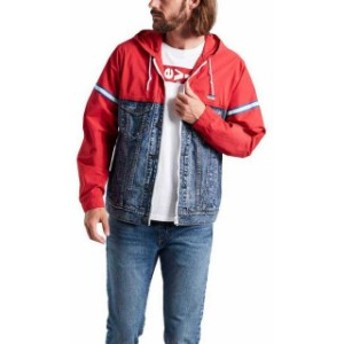 levis リーバイス ファッション 男性用ウェア ジャケット levi s-(R) unbasic-trucker-parka