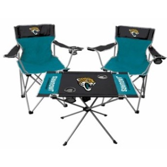 Rawlings ローリングス スポーツ用品 Rawlings Jacksonville Jaguars Tailgate Chair And Table Set