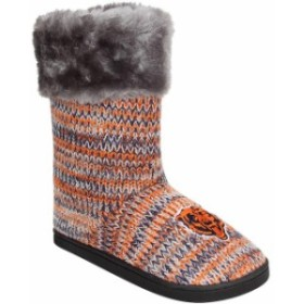 Forever Collectibles フォーエバー コレクティブル スポーツ用品  Chicago Bears Womens Peak Knit Boots
