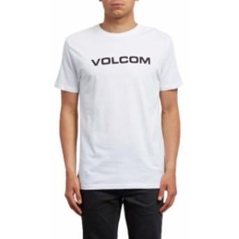 volcom ボルコム ファッション 男性用ウェア Tシャツ volcom crisp-euro-basic