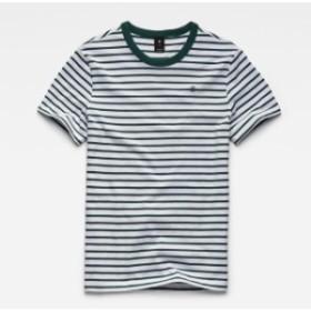 gstar ジースター ファッション 男性用ウェア Tシャツ gstar xartto-round-neck