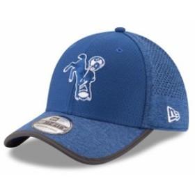 New Era ニュー エラ スポーツ用品  New Era Indianapolis Colts Royal 2017 Training Camp Official 39THIRTY Flex Hat
