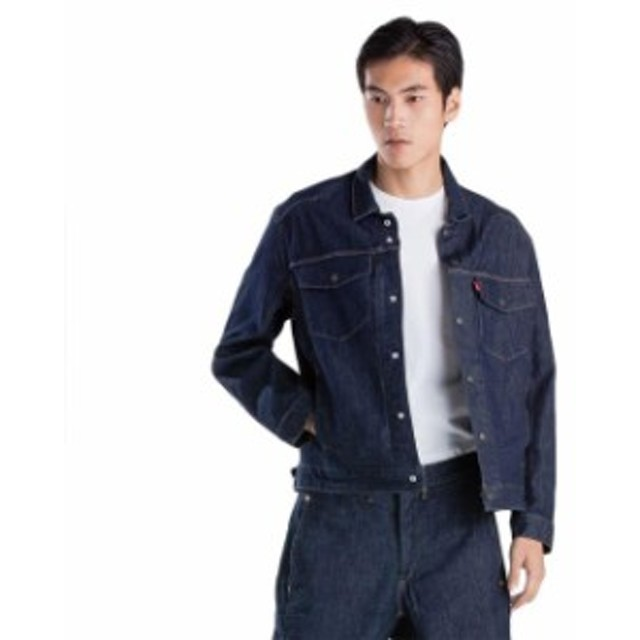 levis リーバイス ファッション 男性用ウェア ジャケット levi s-(R) lej-trucker