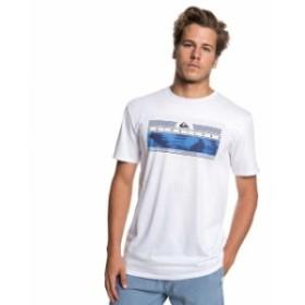 quiksilver クイックシルバー ファッション 男性用ウェア Tシャツ quiksilver the-jungle