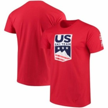 Outerstuff アウタースタッフ スポーツ用品 Team USA Red Main Title T-Shirt