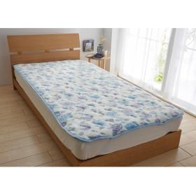 肌ざわりやわらか綿パイル敷きパッド