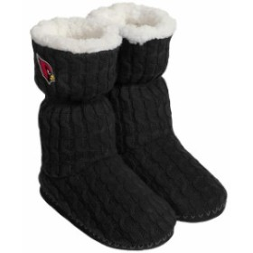 Forever Collectibles フォーエバー コレクティブル スポーツ用品  Arizona Cardinals Womens Black Knit Boots