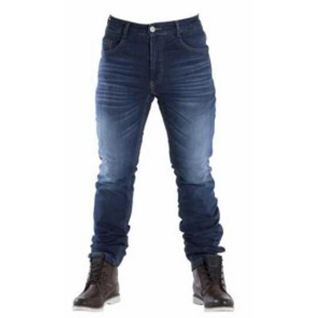 overlap オーバーラップ モーターサイクル 男性用ウェア ズボン overlap street-jeans