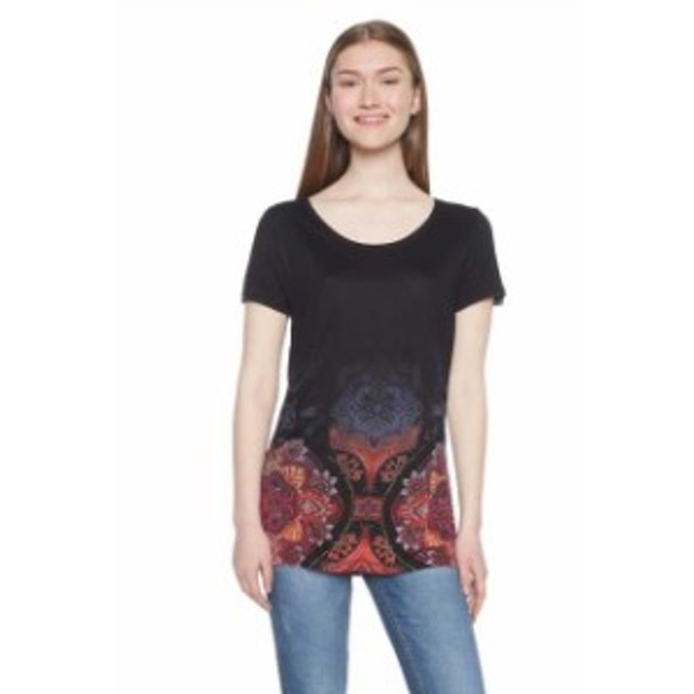 desigual デシグアル ファッション 女性用ウェア Tシャツ desigual leonor