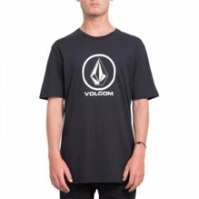 volcom ボルコム ファッション 男性用ウェア Tシャツ volcom crisp-stone-bsc