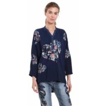 desigual デシグアル ファッション 女性用ウェア ブラウスやシャツ desigual temis
