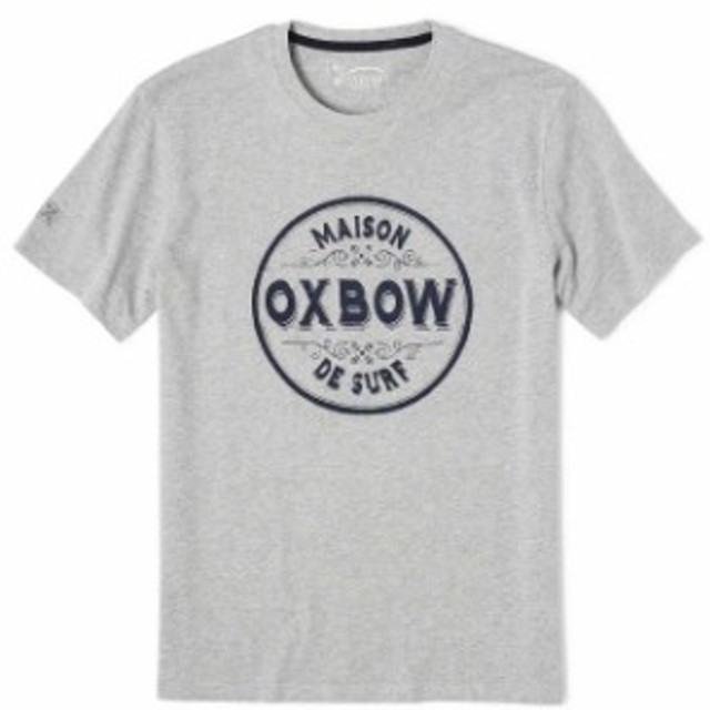oxbow オックスボウ ファッション 男性用ウェア Tシャツ oxbow tirso