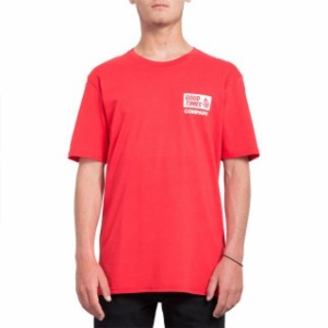 volcom ボルコム ファッション 男性用ウェア Tシャツ volcom volcom-is-good-bsc
