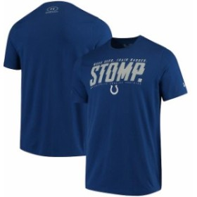 Under Armour アンダー アーマー スポーツ用品  Under Armour Indianapolis Colts Royal Combine Authentic Team Verbiage