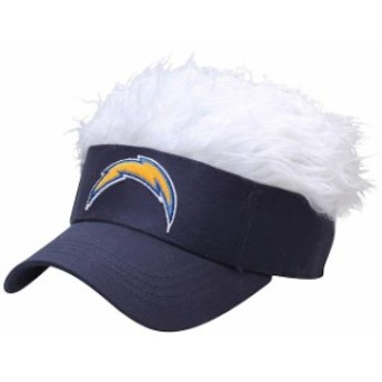 Concept One コンセプト ワン スポーツ用品 Los Angeles Chargers Flair Hair Visor