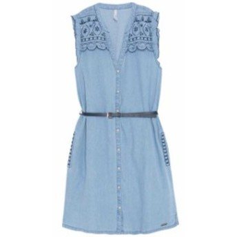 pepe-jeans ペペ ジーンズ ファッション 女性用ウェア ドレス pepe-jeans lura
