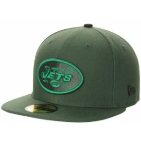 New Era ニュー エラ 服  New Era New York Jets Green Pop Flip 59FIFTY Fitted Hat