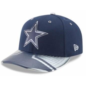 New Era ニュー エラ スポーツ用品 New Era Dallas Cowboys Navy NFL Spotlight Low Profile 59FIFTY Fitted Hat
