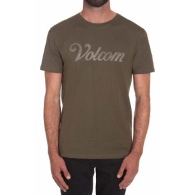volcom ボルコム ファッション 男性用ウェア Tシャツ volcom cycle-bsc-ss