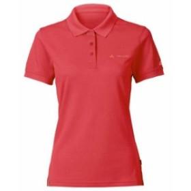 vaude ファウデ アウトドア 女性用ウェア ポロシャツ vaude marwick-polo-shirt-ii