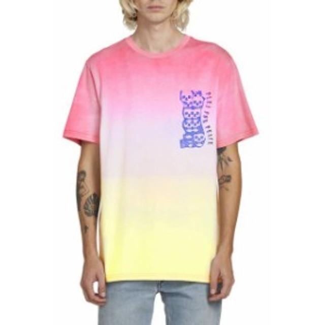 volcom ボルコム ファッション 男性用ウェア Tシャツ volcom stage-peace