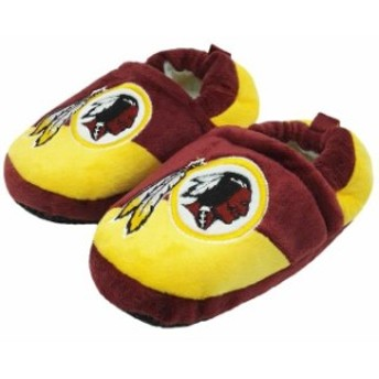 Forever Collectibles フォーエバー コレクティブル シューズ スリッパ Washington Redskins Toddler Colorblock S
