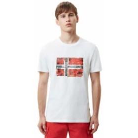napapijri ナパピリ ファッション 男性用ウェア Tシャツ napapijri seitem