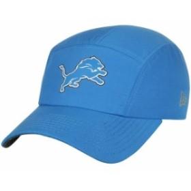 New Era ニュー エラ スポーツ用品  New Era Detroit Lions Blue On Field Training Camp Runner Adjustable Hat