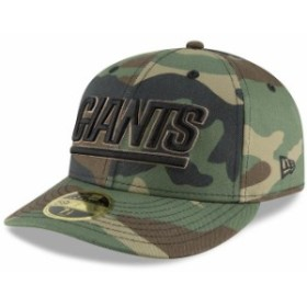 New Era ニュー エラ 服  New Era New York Giants Camo Team Low Profile 59FIFTY Fitted Hat
