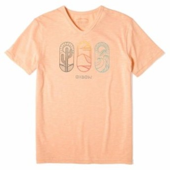 oxbow オックスボウ ファッション 男性用ウェア Tシャツ oxbow tarky
