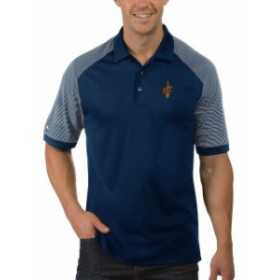 Antigua アンティグア スポーツ用品  Antigua Cleveland Cavaliers Navy Engage Polo