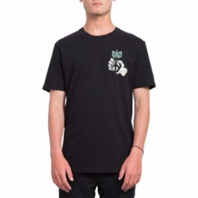 volcom ボルコム ファッション 男性用ウェア Tシャツ volcom check-two-ltw