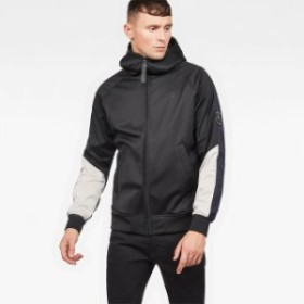 gstar ジースター ファッション 男性用ウェア ジャケット gstar meefic-cb-hooded-overshirt