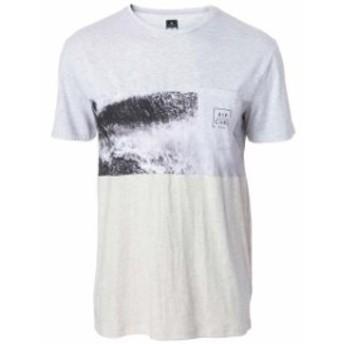 rip-curl リップ カール ファッション 男性用ウェア Tシャツ rip-curl new-combine