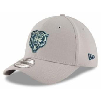 New Era ニュー エラ スポーツ用品 New Era Chicago Bears Gray Tonal Pop 39THIRTY Flex Hat
