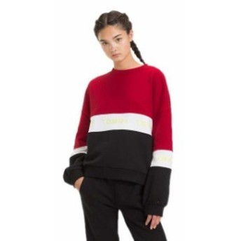 tommy-jeans トミー ジーンズ ファッション 女性用ウェア パーカー tommy-hilfiger colorblock