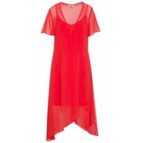 tommy-jeans トミー ジーンズ ファッション 女性用ウェア ドレス tommy-hilfiger chiffon-wrap