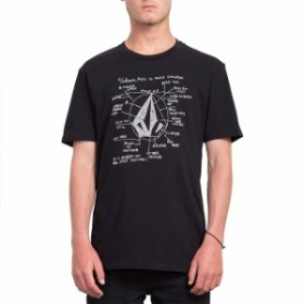 volcom ボルコム ファッション 男性用ウェア Tシャツ volcom diagram-ltw