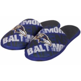 Forever Collectibles フォーエバー コレクティブル スポーツ用品  Baltimore Ravens Youth Purple Wordmark Printed