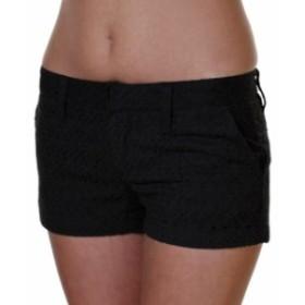 Hurley ハーレー スポーツ用品  Hurley Lowrider Lace Juniors Short - Black