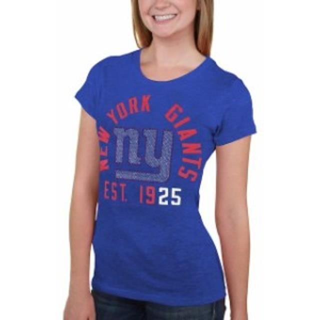 G-III 4Her by Carl Banks ジースリー フォーハー バイ カール バンクス スポーツ用品  New York Giants Women