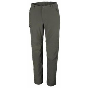 columbia コロンビア アウトドア 男性用ウェア ズボン columbia triple-canyon-convertible-pants-long